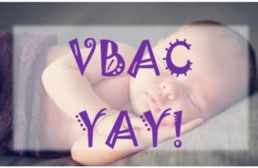 Coaching towards a Successful VBAC